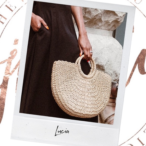 Handbags - Lucia Handbag🆕 LAST 2 LEFT!